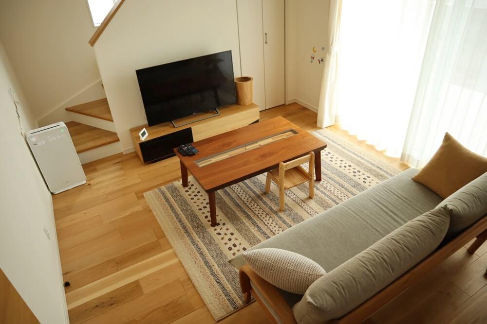 新築の家具代を節約するいちばんのコツは、すべての家具を買い換えないこと!気に入ってる家具は新居でもそのまま使いましょうね