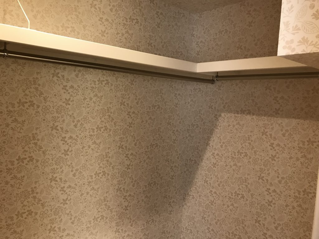 作り付け家具は後から変更できないので、ライフスタイルが変わっても柔軟に対応できない
