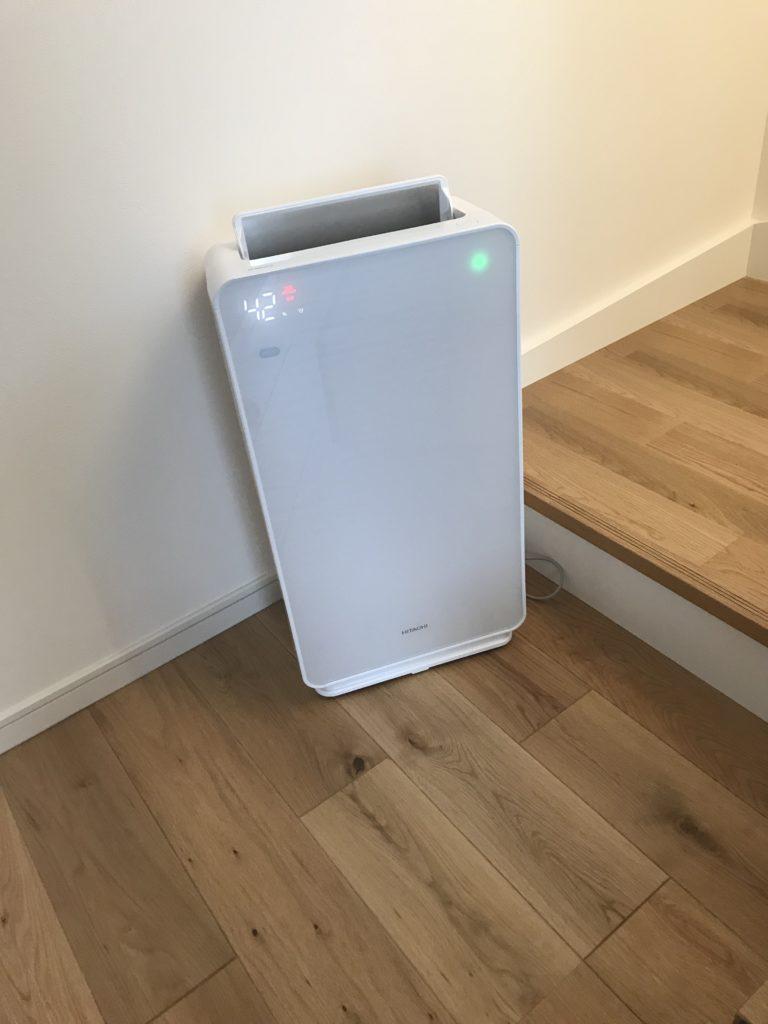 空気清浄機は1年を通して使うので、設置場所は家を建てるときに考えておきましょう