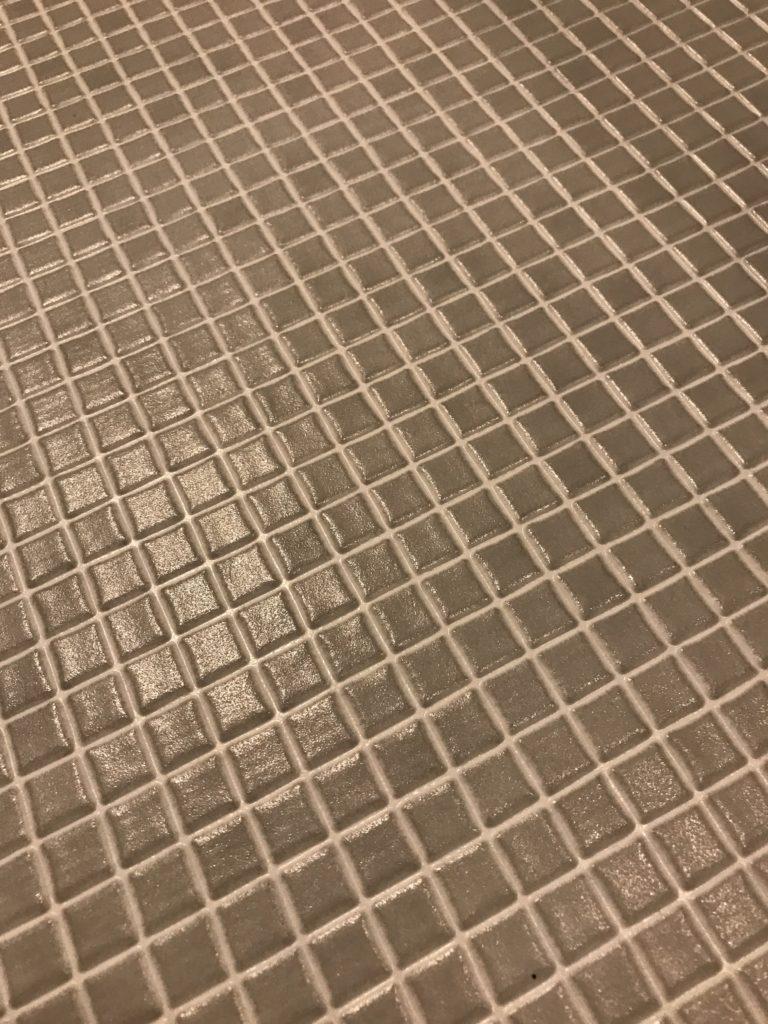 溝が深いほっからり床