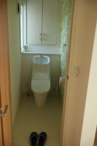 2階のトイレは緊急時には絶対に必要
