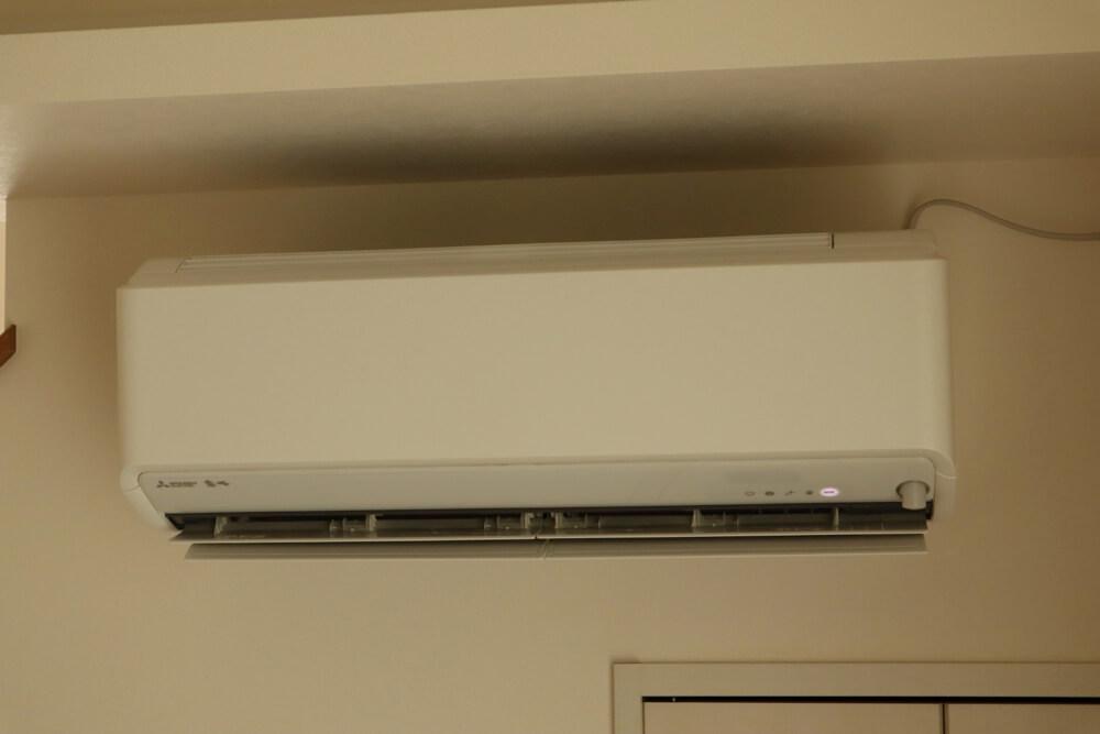 新築で購入する家電、エアコンのおすすめは三菱のズバ暖霧ヶ峰